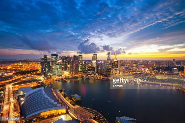 Singapur Panorama