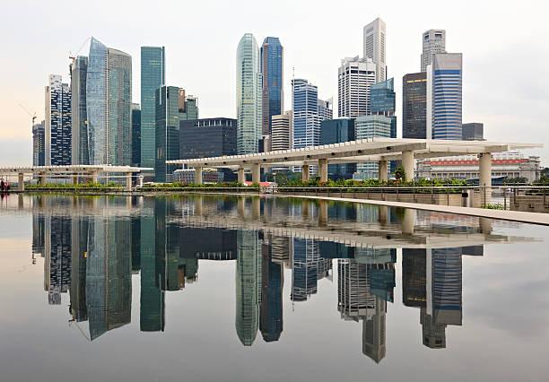Singapore Wall Art