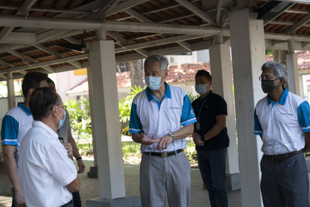 SGP: Unnerved by Outbreaks, Singapore Reveals Fears of the Unknown