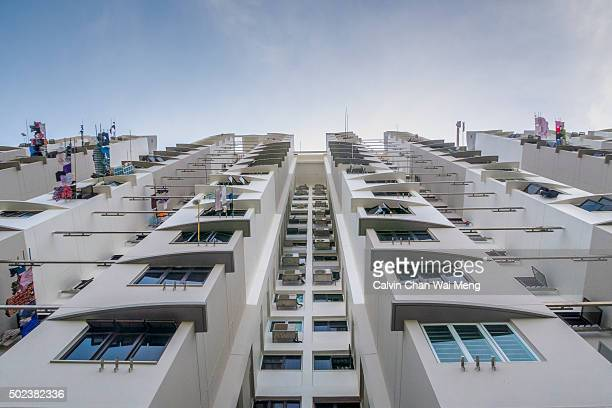Singapore Public Housing - Bottom up perspective