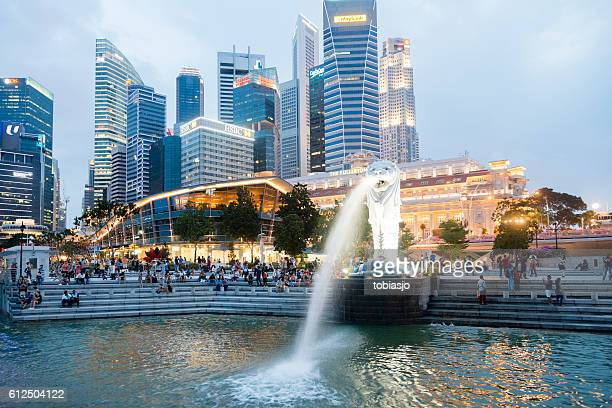 Ville de Singapour