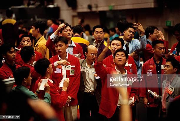 Singapore Stock Exchange Traders