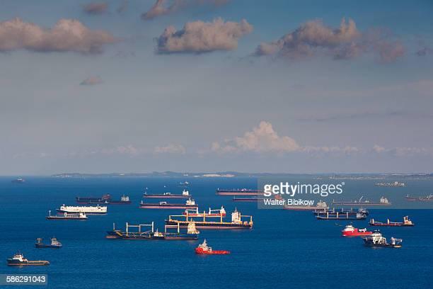 Singapore, Straits of Singapore, Exterior