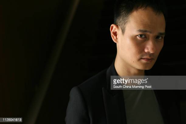 Singaporean filmmaker Alexi Tan the director of the gangster film Blood Brothers 26 JULY 2007