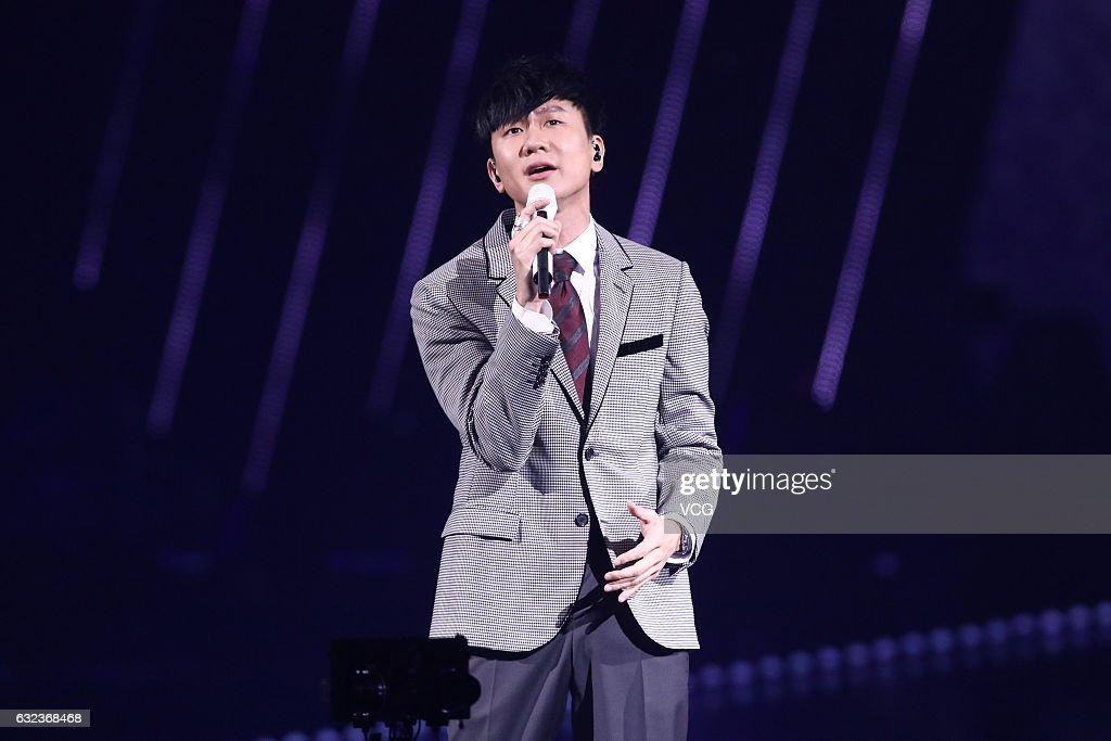 12th KKBOX Music Awards Held In Taipei : News Photo