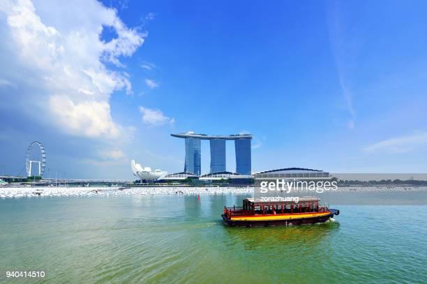 Singapurs Marina Bay