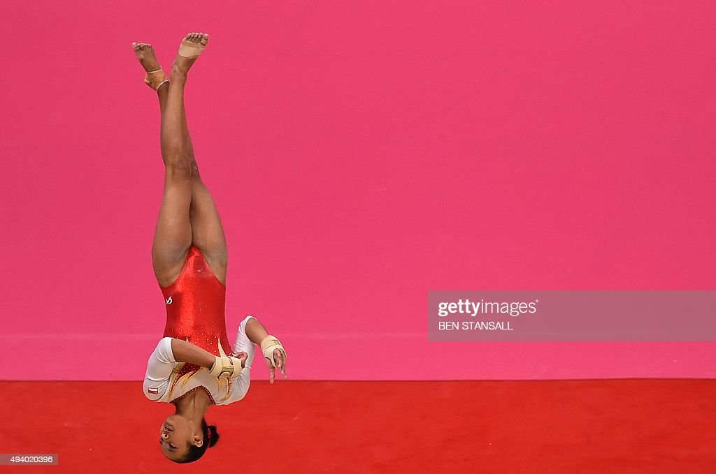 GYMNASTICS-WORLD-OLY-2016 : News Photo