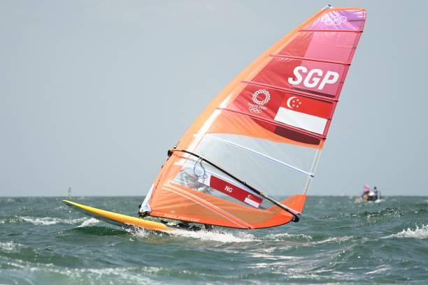 JPN: Sailing - Olympics: Day 5
