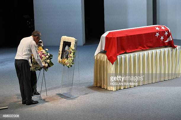 60 Top The Funeral Of Former Singaporean Prime Minister Lee