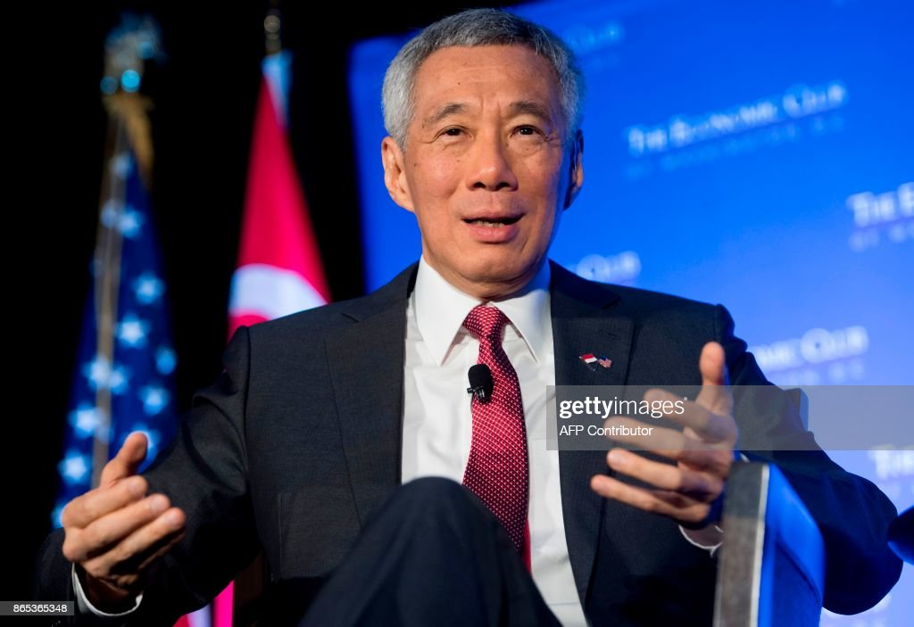 Lee Hsien Loong Photo Gallery