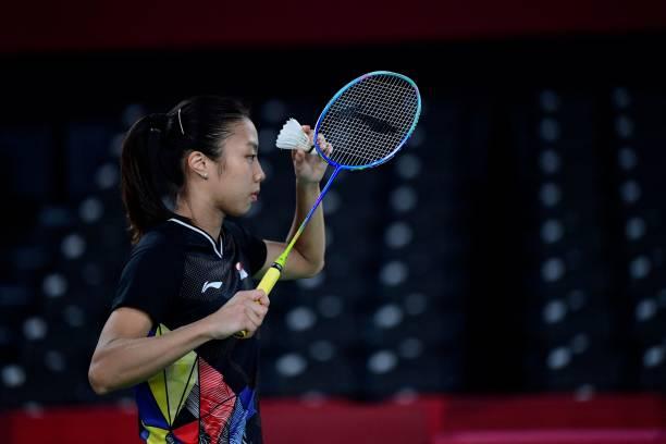 JPN: Badminton - Olympics: Day 5