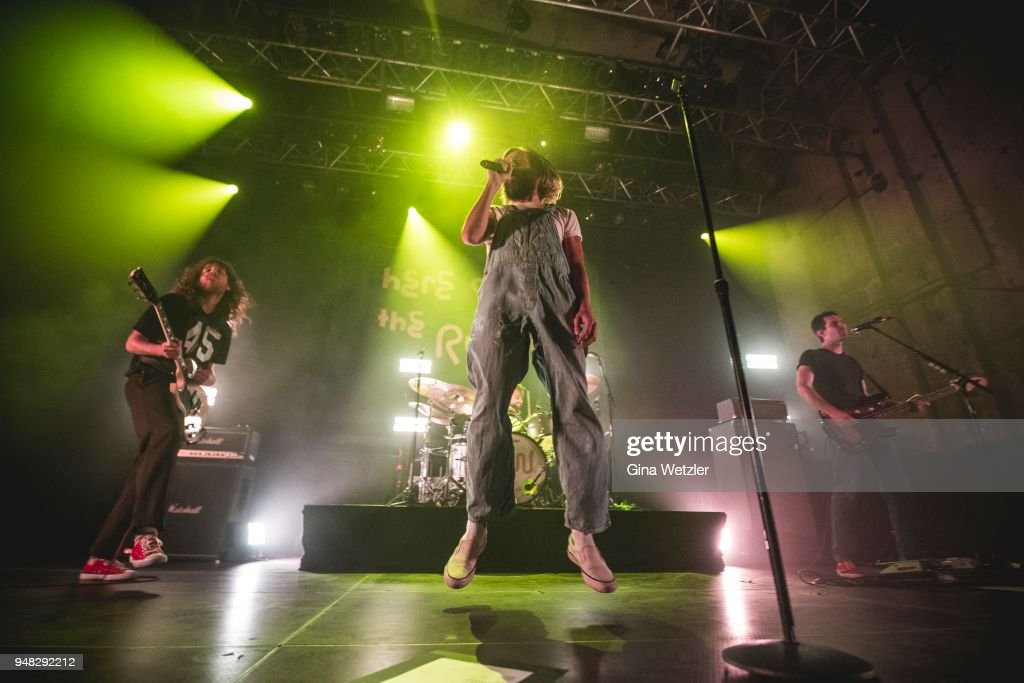 Awolnation Perform In Berlin