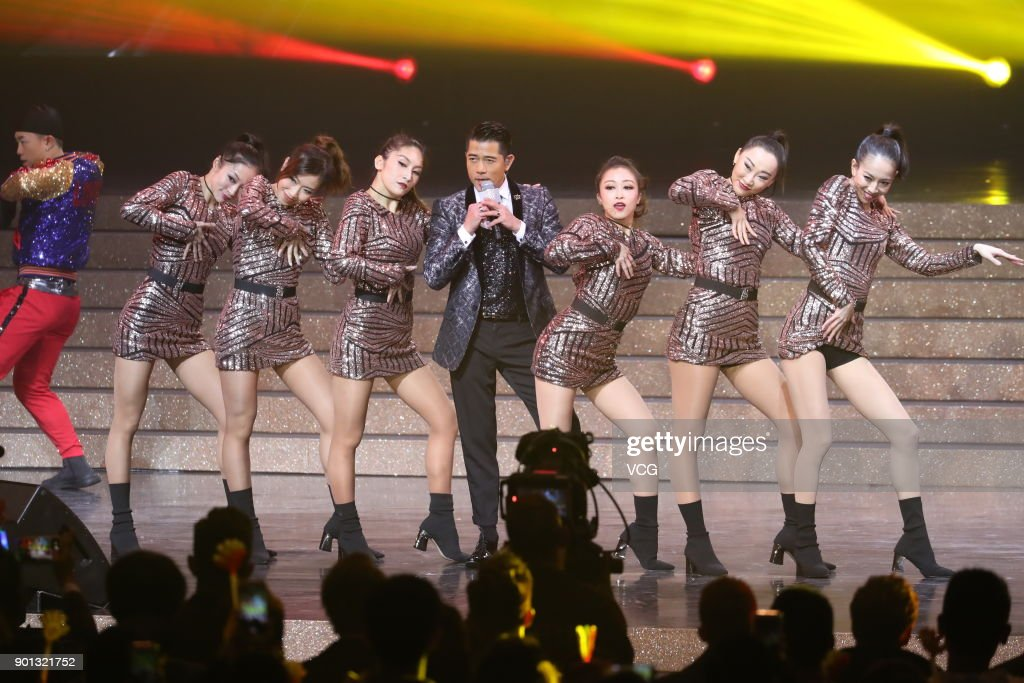 40th Top Ten Chinese Gold Songs Award In Hong Kong