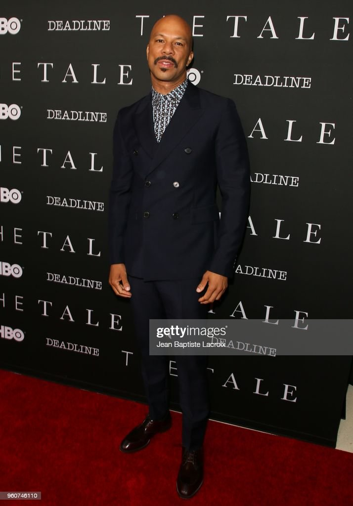 Singer/ Actor Common attends FYC Event For HBO's 'The Tale' at the Landmark on May 20, 2018 in Los Angeles, California.