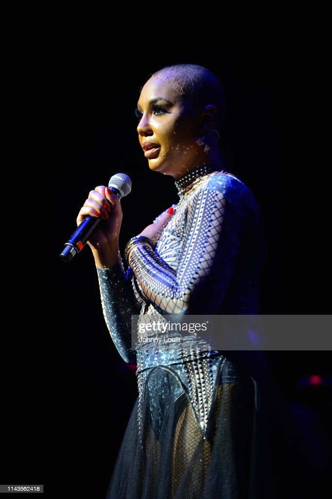 6th Annual Mother's Day Experience With Anthony Hamilton And Tamar Braxton : News Photo