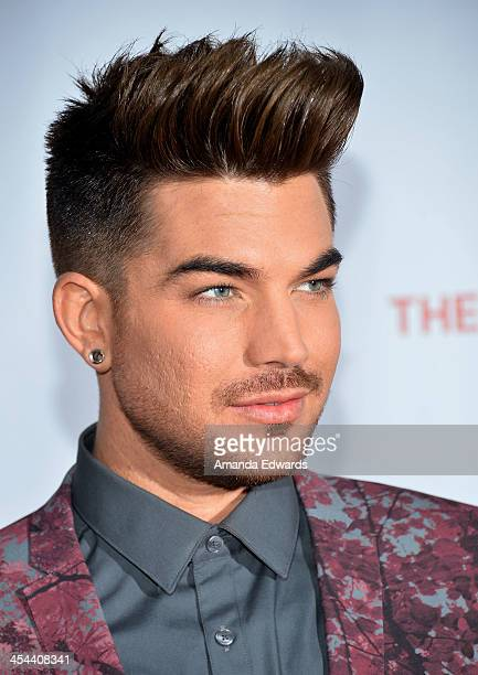 Singer Adam Lambert arrives at the TrevorLIVE Los Angeles Benefit celebrating The Trevor Project's 15th anniversary at the Hollywood Palladium on...