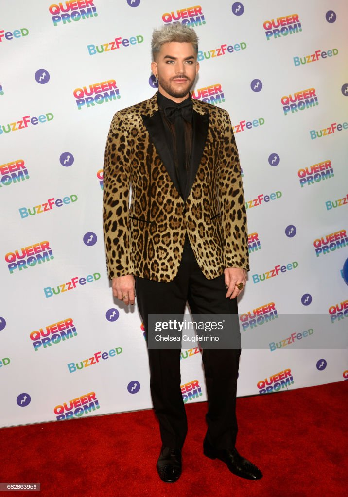 Buzzfeed Hosts 1st Inaugural Queer Prom For LGBT Youth Los Angeles : News Photo