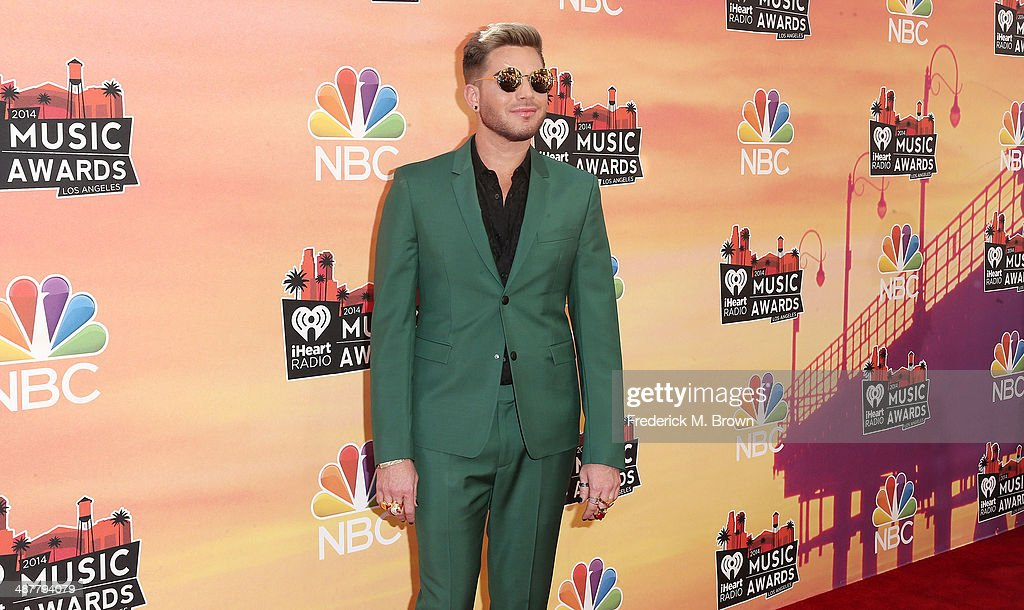 2014 iHeartRadio Music Awards - Arrivals : News Photo