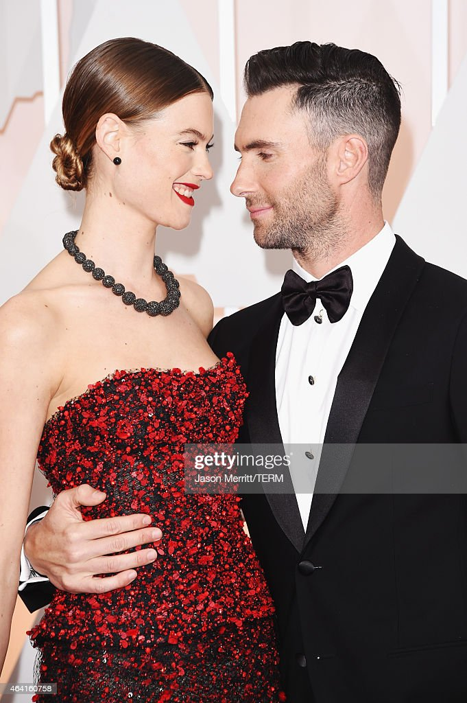 #Oscars2015: Couples On The Red Carpet