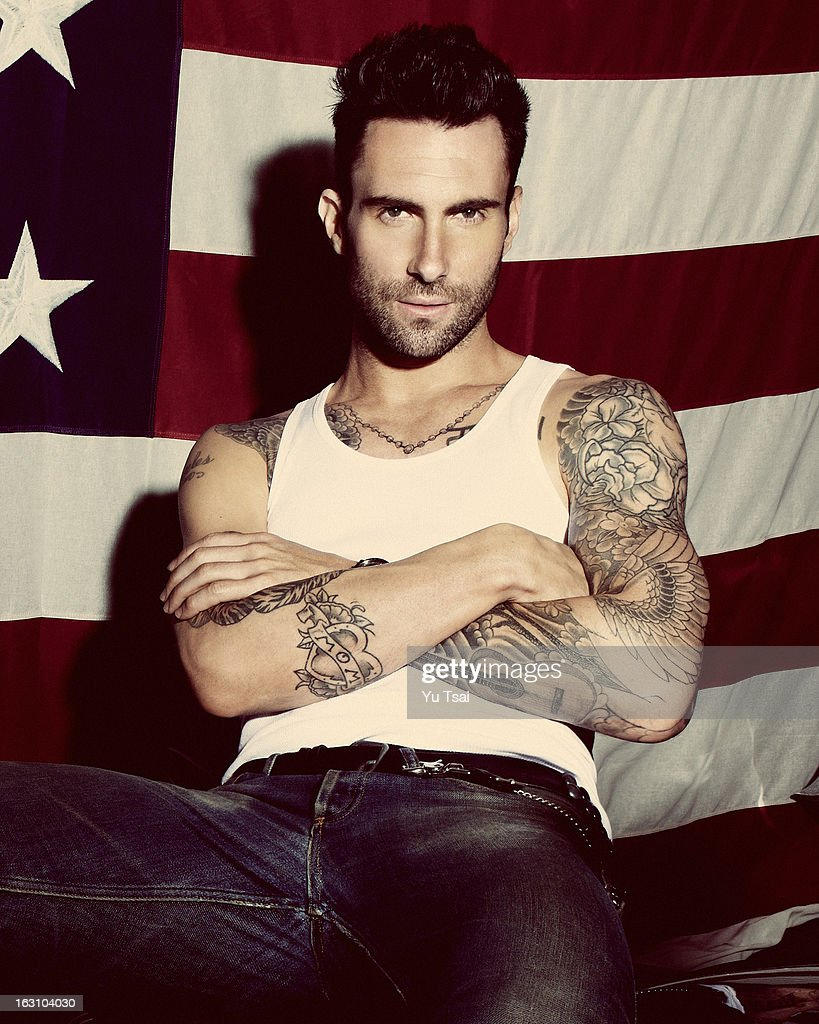 Adam Levine, Out, September 1, 2011