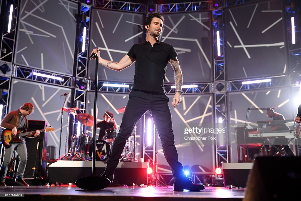 The GRAMMY Nominations Concert Live!! - Show : News Photo