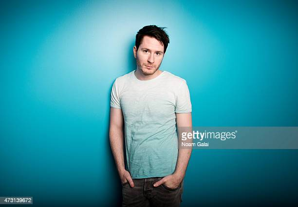 Singer Adam Young of Owl City poses for a portrait on July 11 2012 in New York City