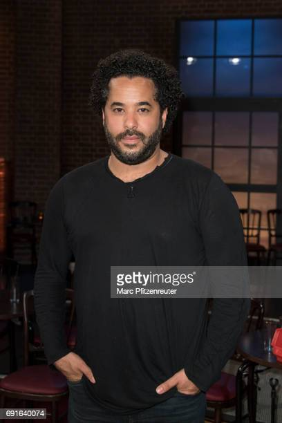 Singer Adel Tawil attends the 'Koelner Treff' TV Show at the WDR Studio on June 2 2017 in Cologne Germany