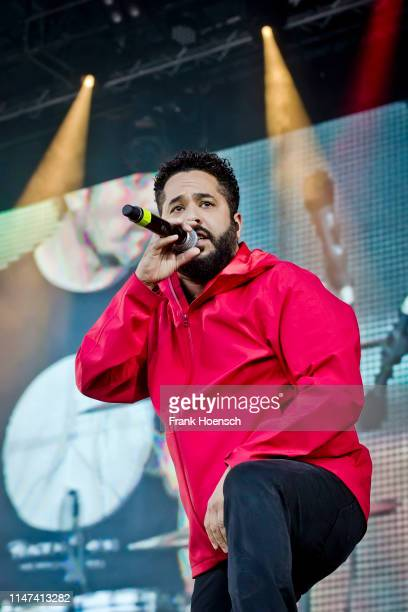 Singer Adel Tawil performs live on stage during the Peace X Peace Festival at the Parkbuehne Wuhlheide on June 1 2019 in Berlin Germany