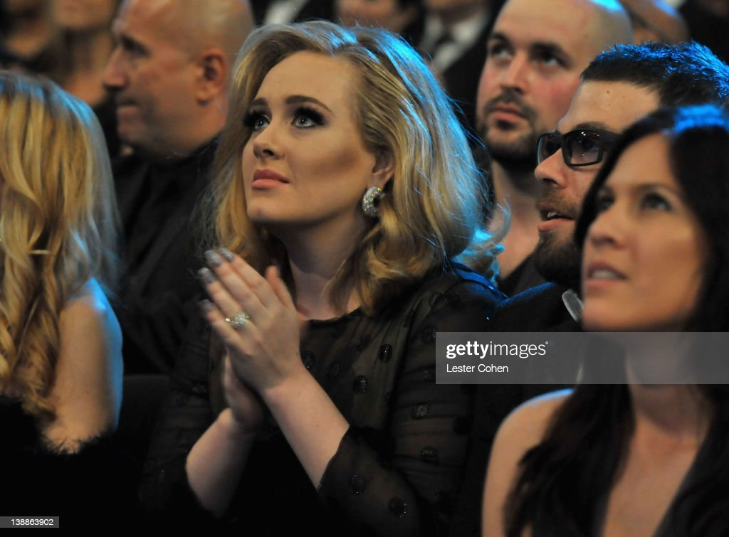 The 54th Annual GRAMMY Awards - Show : News Photo