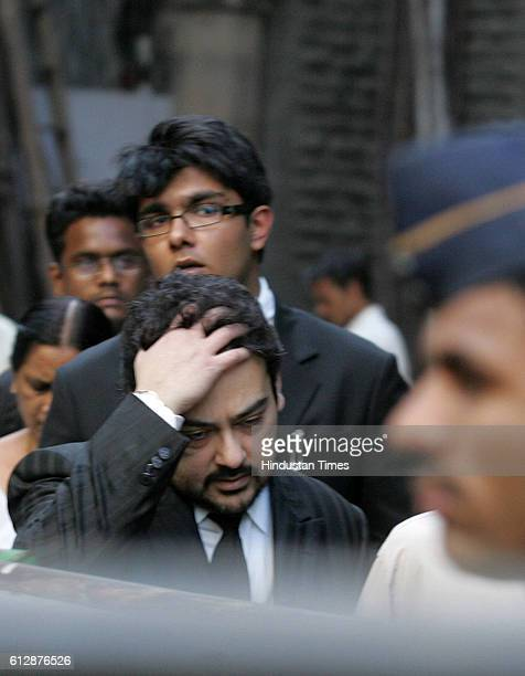 Singer Adnan Sami outside high court
