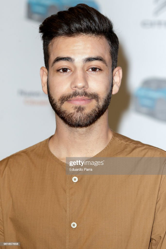 Agoney Is New Ambassador Of Citroen