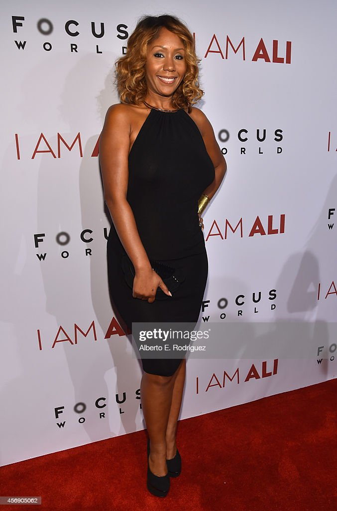 "Premiere Of Focus World's ""I Am Ali"" - Red Carpet"
