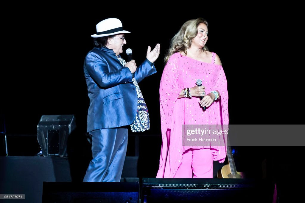 Al Bano And Romina Power Perform In Berlin
