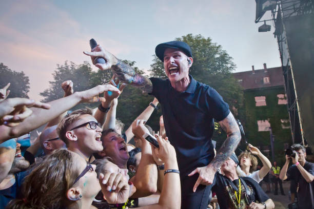 DEU: Dropkick Murphys Perform In Berlin