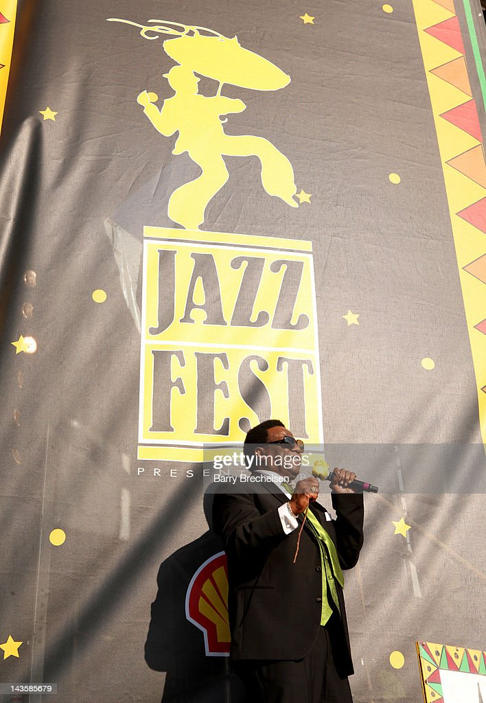 2012 New Orleans Jazz & Heritage Festival Presented By Shell - Day 3