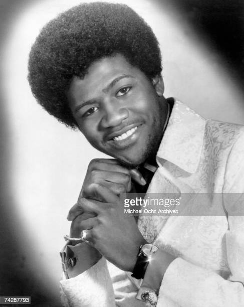 Singer Al Green poses for a portrait in circa 1970.