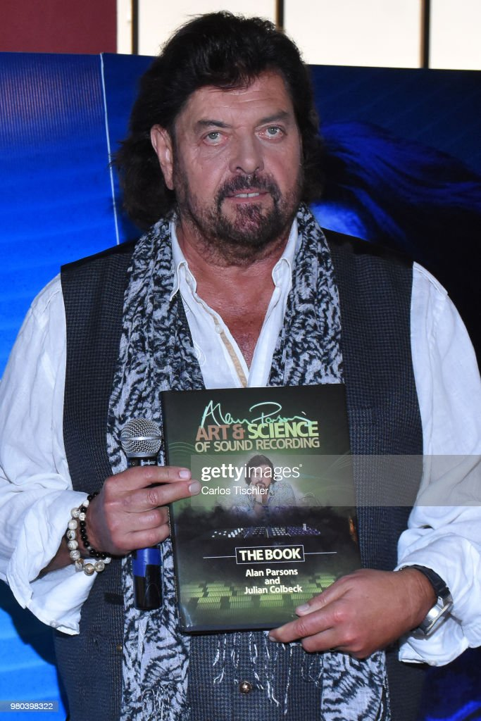 Alan Parsons Symphonic Project - Press Conference