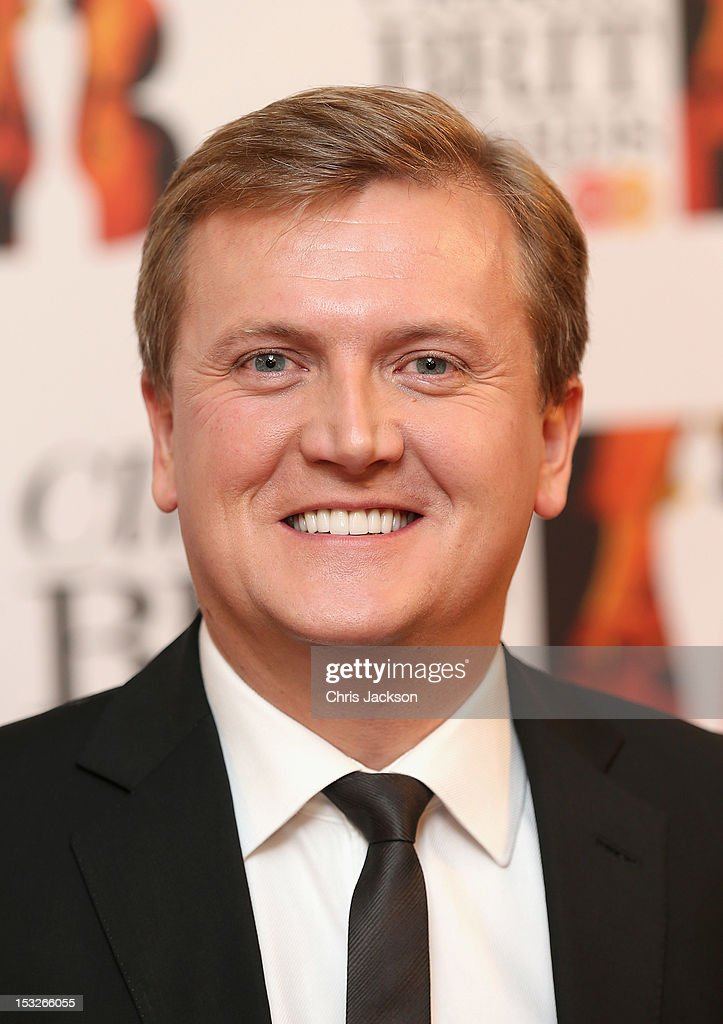 Singer Aled Jones attends the Classic BRIT Awards at the Royal Albert Hall on October 2, 2012 in London, England.