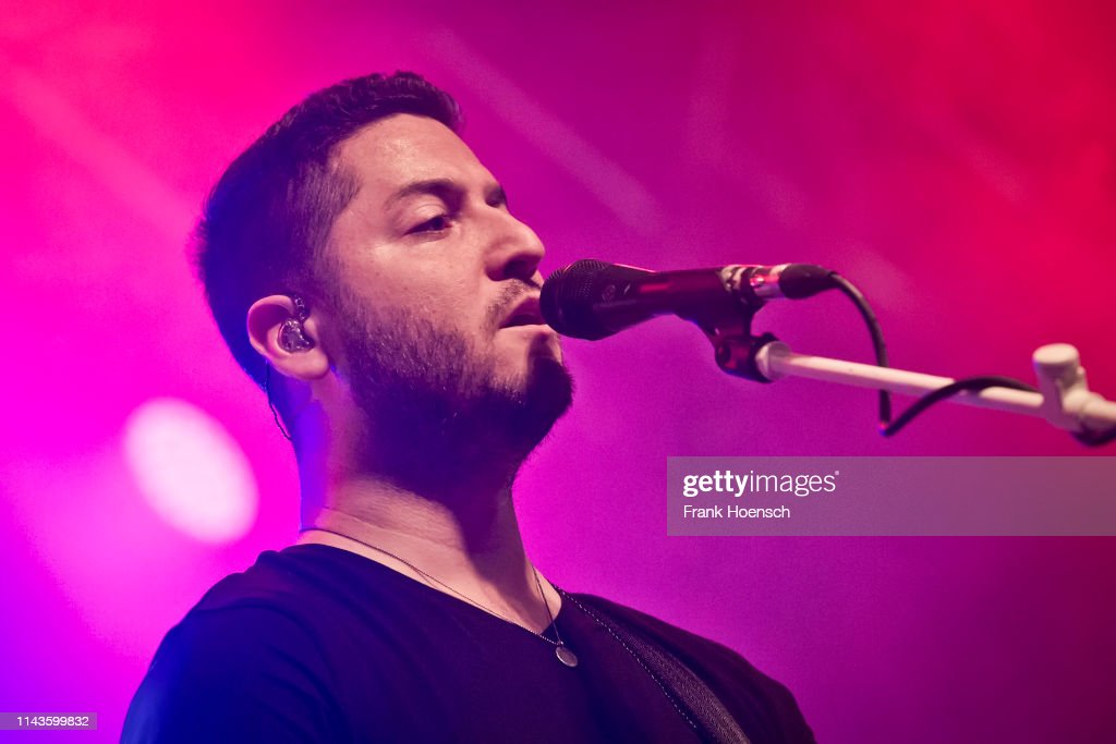 DEU: Boyce Avenue Perform In Berlin
