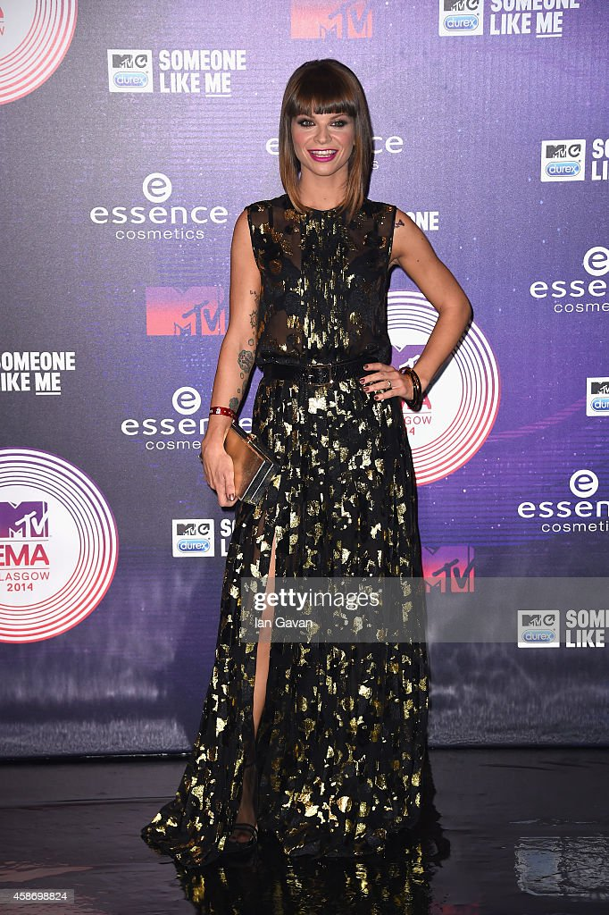 MTV EMA's 2014 - Red Carpet Arrivals