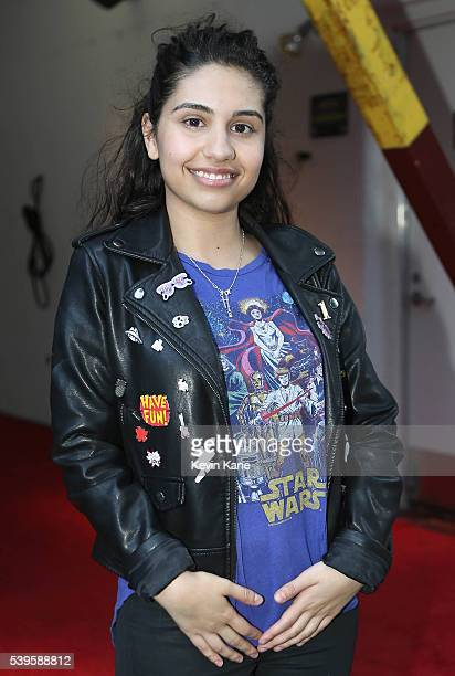 Singer Alessia Cara performs during the BLI Summer Jam at Nikon at Jones Beach Theater on June 11 2016 in Wantagh New York