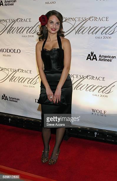 Singer Alexa Ray Joel at the 2006 Princess Grace Awards New York NY Nov 2 2003