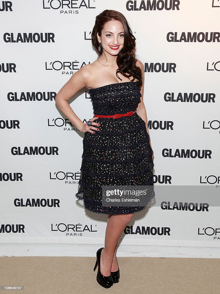 Glamour Magazine Honors The 2010 Women Of The Year