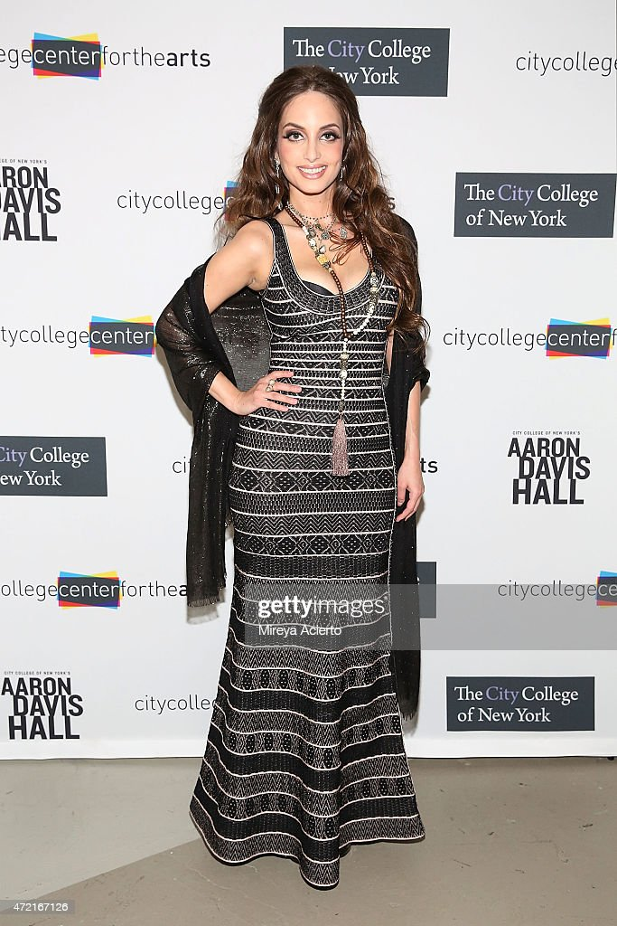 City College Center For The Arts 2015 Awards Benefit