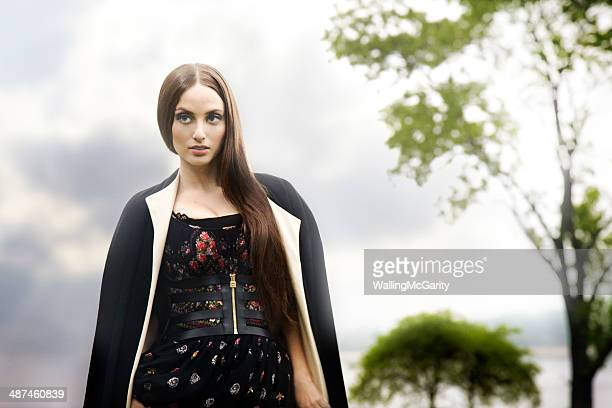 Singer Alexa Ray Joel is photographed for Social Life on May 30 in New York City