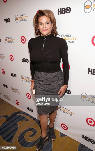 Singer Alexandra Billings attends the Family Equality Council's Impact Awards at the Beverly Wilshire Hotel on March 11 2017 in Beverly Hills...