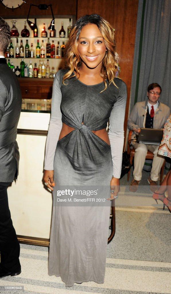 Naomi Campbell Hosts Olympic Celebration Dinner