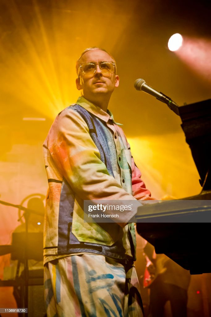 DEU: Hot Chip Perform In Berlin