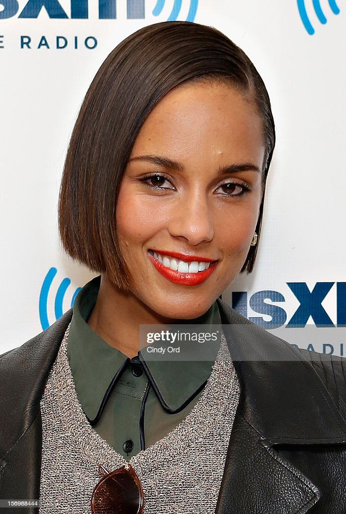 "SiriusXM Town Hall With Alicia Keys And Moderator Sway Calloway Live On ""Heart And Soul"""