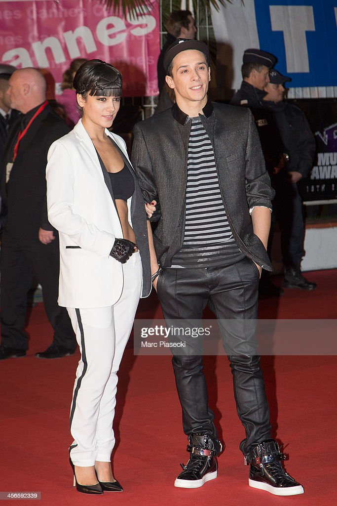 15th NRJ Music Awards - Red Carpet Arrivals : News Photo